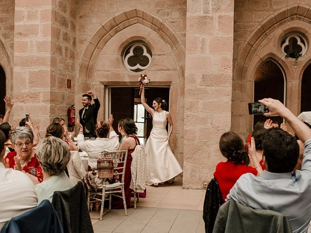 La boda de Bea y Iker en Santa Gadea Del Cid, Burgos 62