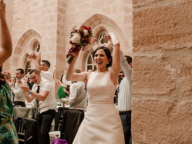 La boda de Bea y Iker en Santa Gadea Del Cid, Burgos 63