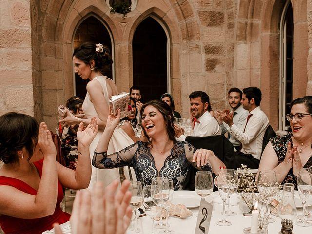La boda de Bea y Iker en Santa Gadea Del Cid, Burgos 65