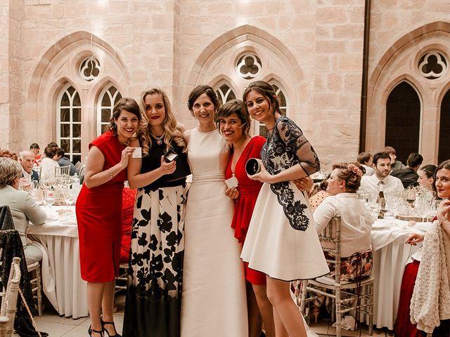 La boda de Bea y Iker en Santa Gadea Del Cid, Burgos 68