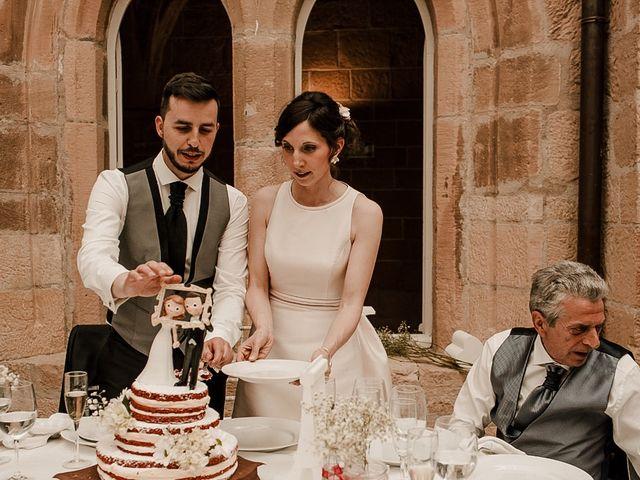 La boda de Bea y Iker en Santa Gadea Del Cid, Burgos 70