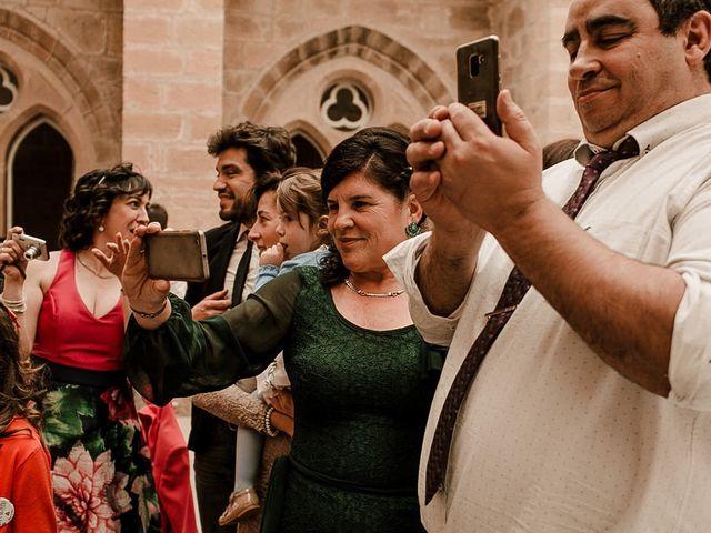 La boda de Bea y Iker en Santa Gadea Del Cid, Burgos 71