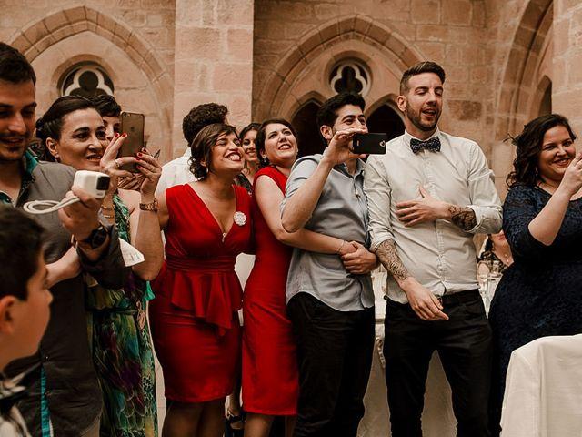 La boda de Bea y Iker en Santa Gadea Del Cid, Burgos 73
