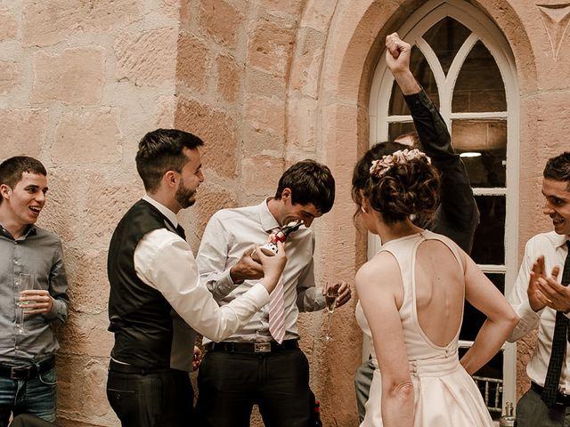 La boda de Bea y Iker en Santa Gadea Del Cid, Burgos 74