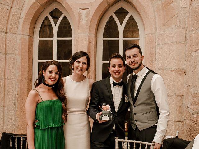 La boda de Bea y Iker en Santa Gadea Del Cid, Burgos 76