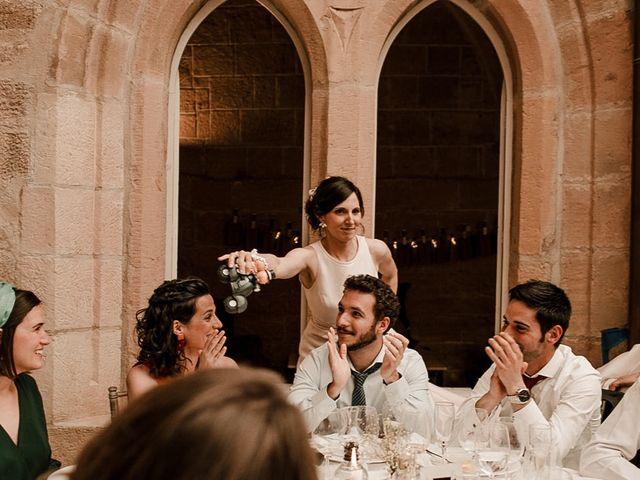 La boda de Bea y Iker en Santa Gadea Del Cid, Burgos 80
