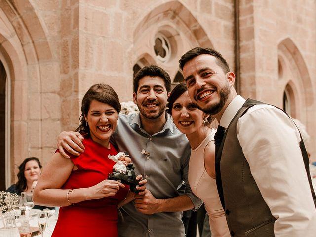 La boda de Bea y Iker en Santa Gadea Del Cid, Burgos 83