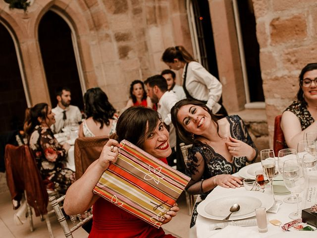 La boda de Bea y Iker en Santa Gadea Del Cid, Burgos 84