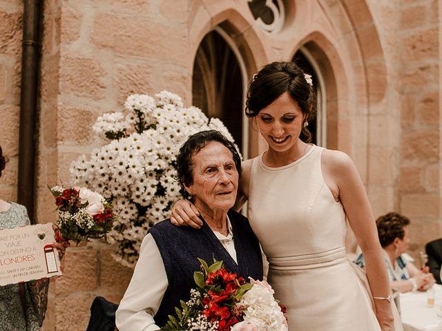 La boda de Bea y Iker en Santa Gadea Del Cid, Burgos 85