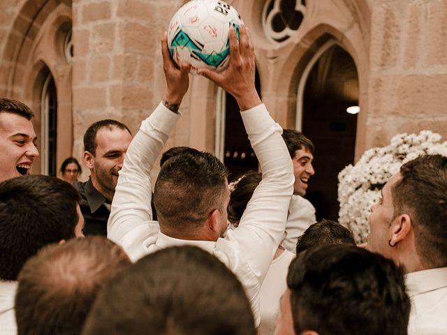 La boda de Bea y Iker en Santa Gadea Del Cid, Burgos 87