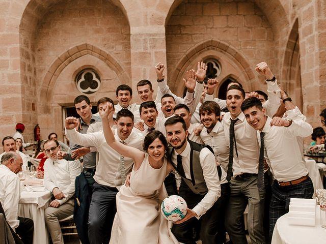 La boda de Bea y Iker en Santa Gadea Del Cid, Burgos 88
