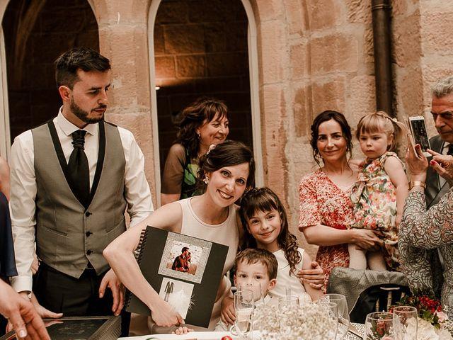La boda de Bea y Iker en Santa Gadea Del Cid, Burgos 90