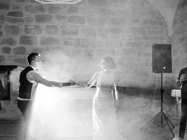 La boda de Bea y Iker en Santa Gadea Del Cid, Burgos 97