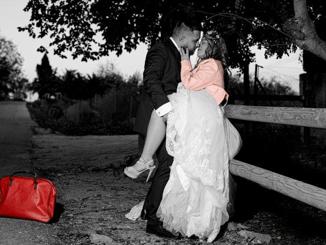 La boda de Felipe y Cristina