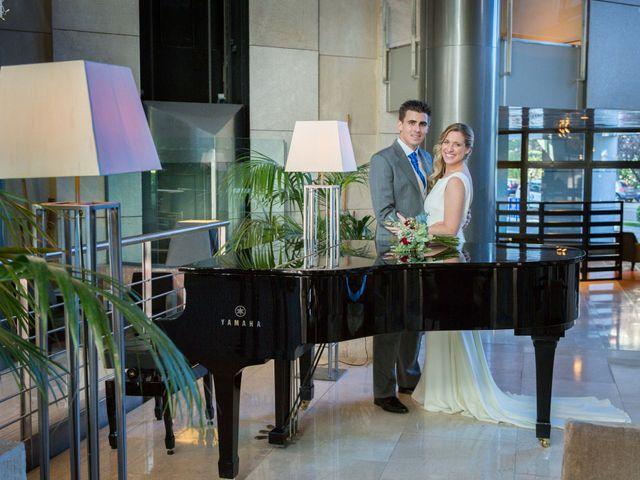 La boda de Fernando y Lourdes en Madrid, Madrid 2