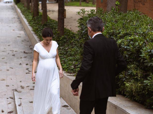 La boda de Rai y Gemma en Sant Joan Despi, Barcelona 6