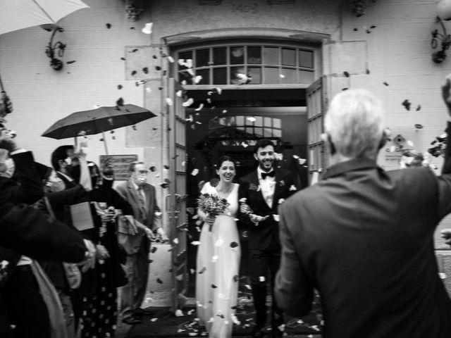 La boda de Rai y Gemma en Sant Joan Despi, Barcelona 19