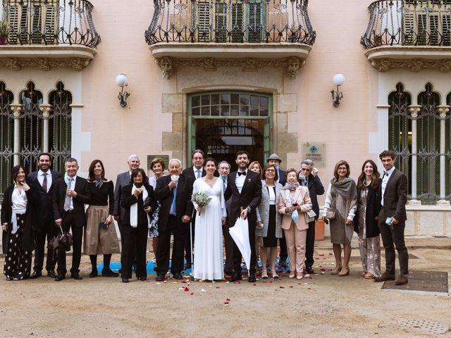 La boda de Rai y Gemma en Sant Joan Despi, Barcelona 20