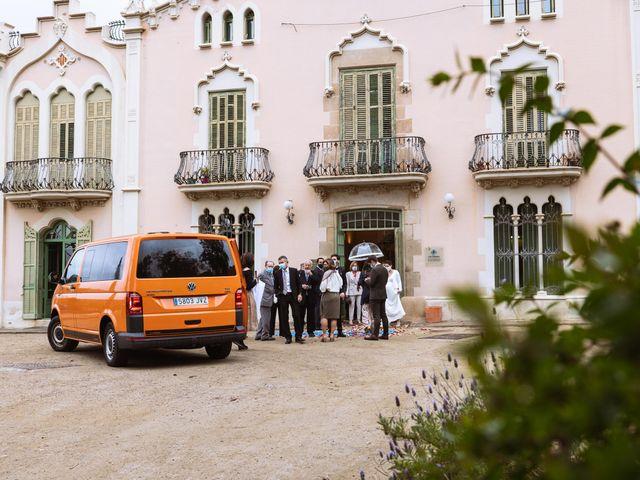 La boda de Rai y Gemma en Sant Joan Despi, Barcelona 22