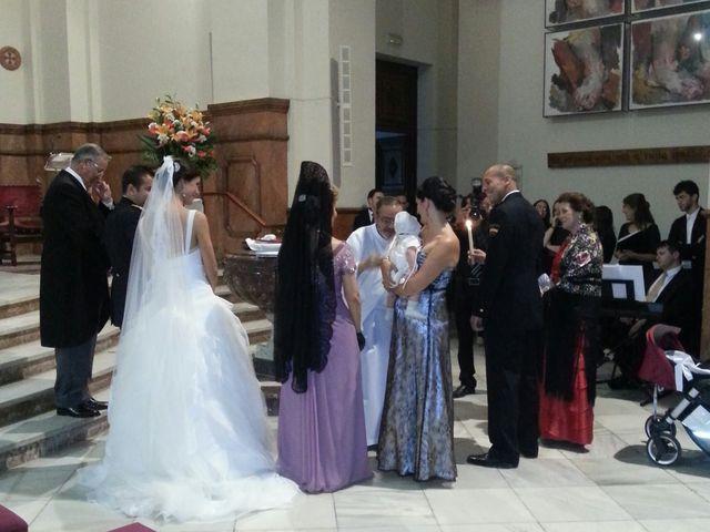 La boda de Javier y María en Salteras, Sevilla 6