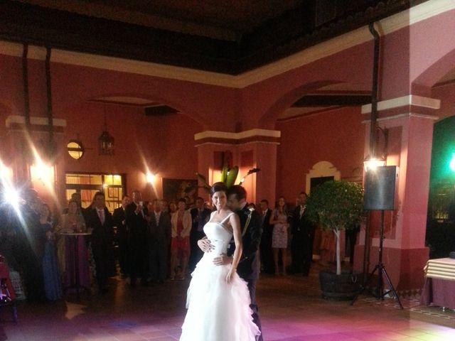 La boda de Javier y María en Salteras, Sevilla 8