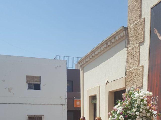 La boda de Jesús y María Del Mar en Almería, Almería 1