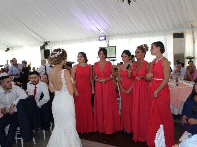 La boda de Jesús y María Del Mar en Almería, Almería 2