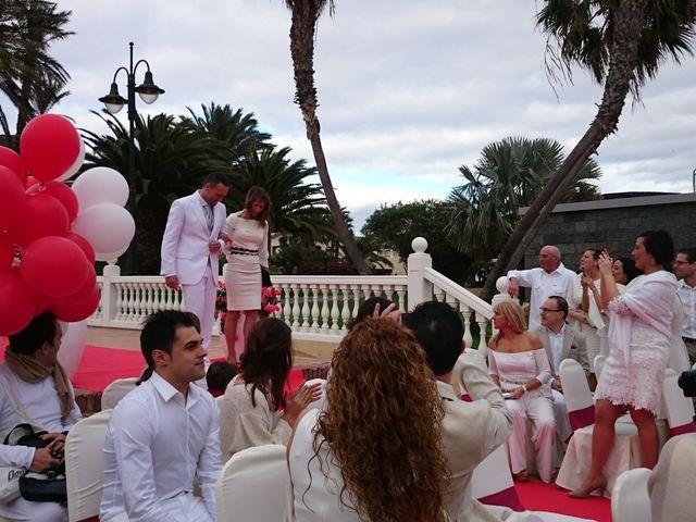 La boda de David y Juli en Yaiza, Las Palmas 2