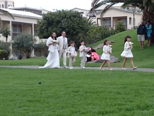 La boda de David y Juli en Yaiza, Las Palmas 3