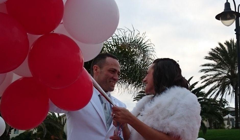 La boda de David y Juli en Yaiza, Las Palmas