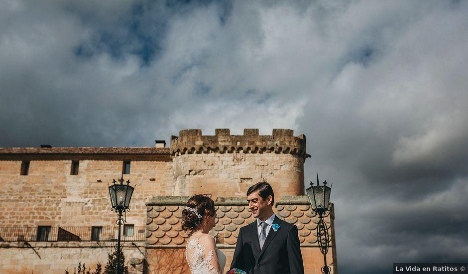 La boda de Alfonso y Laura en Topas, Salamanca
