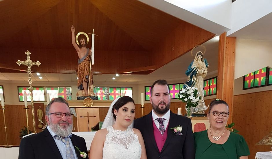 La boda de Francisco  y Verónica  en Cartagena, Murcia