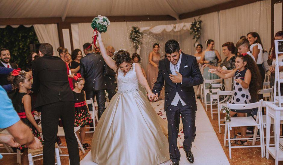 La boda de Jose y Eva  en Málaga, Málaga