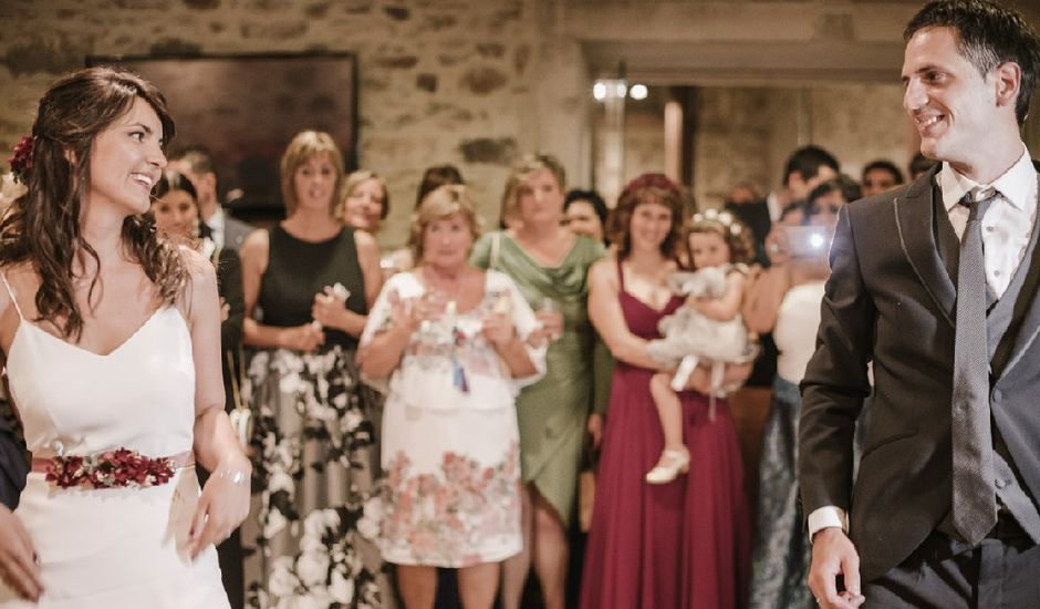 La boda de Unai y Mireia en Arceniega, Álava