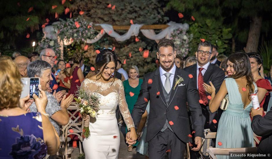La boda de Saúl y Noemí en Torre Pacheco, Murcia