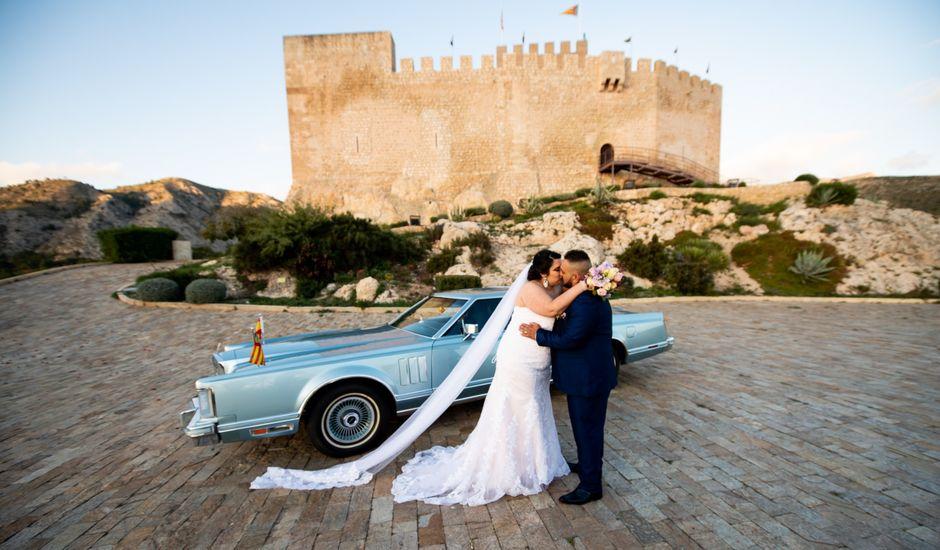 La boda de Miguel Angel y Natalia en Petrer, Alicante