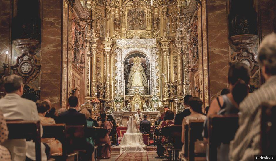 La boda de Julio y Vanesa en Sevilla, Sevilla