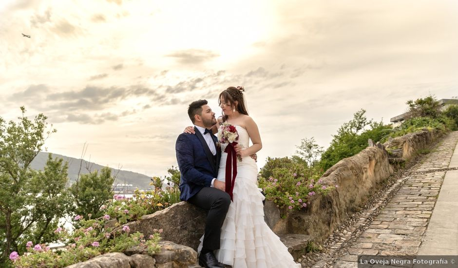 La boda de Herick y Karen en Plentzia, Vizcaya