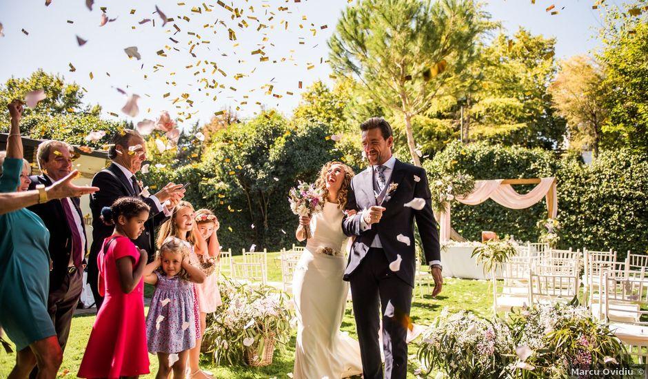 La boda de Edu y Ainhoa en Rivas-vaciamadrid, Madrid