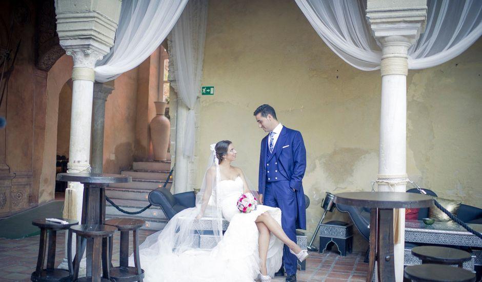 La boda de Jessica y Miguel en Jerez De La Frontera, Cádiz