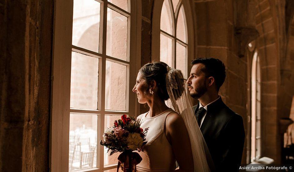 La boda de Bea y Iker en Santa Gadea Del Cid, Burgos