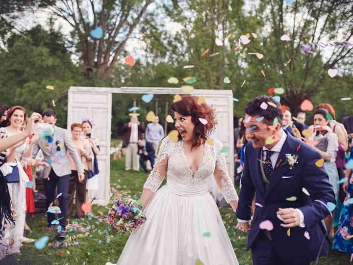 La boda de Eli y Óscar