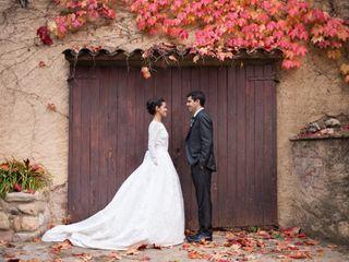 La boda de Diana y Álex