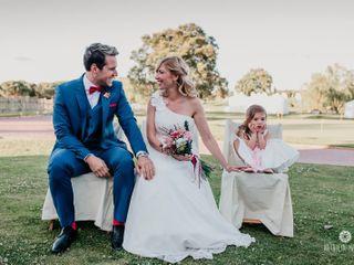 La boda de Arancha  y Miguel