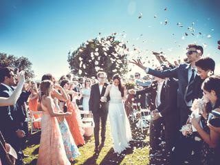 La boda de Marina y Niklas