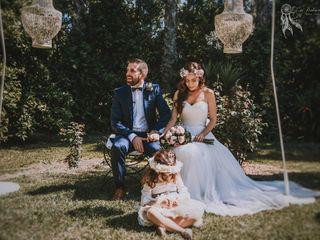 La boda de Lourdes  y Ramiro