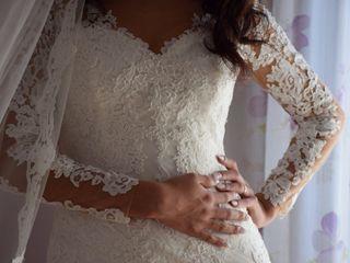 La boda de Sarai y Ismael 2