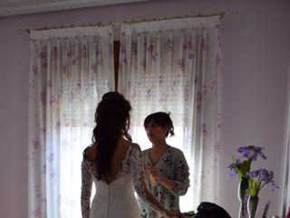 La boda de Sarai y Ismael 3