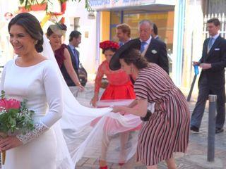 La boda de Isabel y Alejandro 1