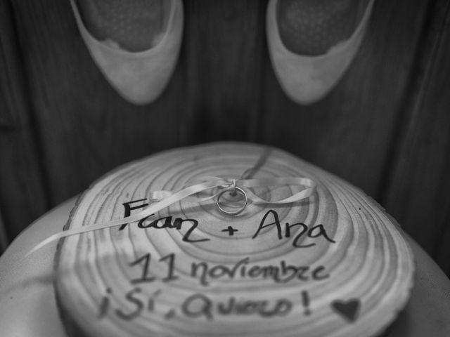 La boda de Fran y Ana en Riba-roja De Túria, Valencia 5